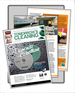 Tensid featured in Tomorrows Cleaning Feb2013