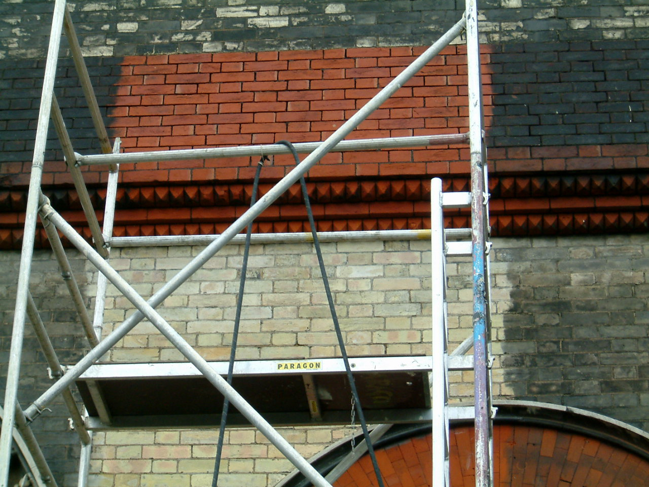 MASONRY CLEANING AND RESTORATION | Tensid UK