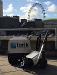 torik stonecleaning system